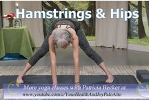 Hip and Hamstring Health