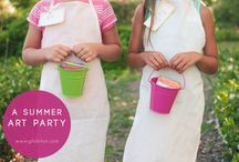 Party Ideas / Creative children's party ideas. / by Glob Colors