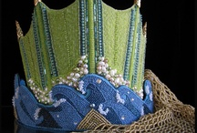 Sea Themed Beaded Art and Jewelry / Artful endeavors that evoke the mysteries of the deep. / by Sandy Tally
