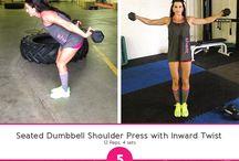 exercises shoulders