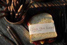 Lunch Ideas / by Mandy Pelton