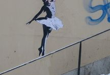 Street Art / by Mary Stonehouse