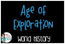 World History:  Age of Exploration / Teaching Resources for the Age of Exploration