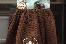 ruční práce - šití,pletení háčkování .....
