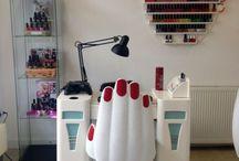 Salones de uñas