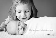 Newborn photo ideas for Willow / by Betsy Rose Photography