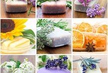 výroba mýdla,plastelína