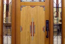 What is it about doors? / by Kris Evenhouse-Olson