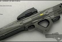 arme futuriste