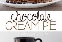 CHOCOLATE / by Scarlett Hedden