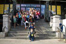 Visitas Infantiles - Abril 2014 / Visitas escolares al Mercado Central de Zaragoza. Abril 2014 - Colegio Marianistas. 2 de primaria.