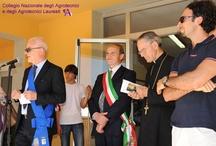 """Convegno sulle """"Scuole forestali"""" al 50° anno di attività dell'Istituto Agrario """"A. M. Camaiti"""" / Pieve Santo Stefano (AR), 5 Giugno 2010"""