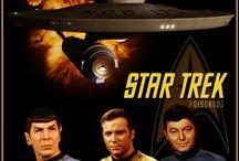 Space the final frontier / Star trek