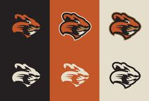 Athletics / Sports branding