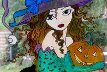 automne halloween