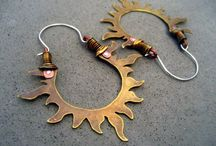 Metal jewelry / by Leeanna Ferrell