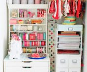 Home - craft cupboard / by Katie Price
