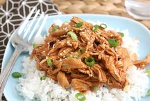 Slow Cooker Recipes / by Mercedes