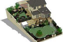 TS4 case e giardini