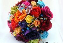 Wedding Color Ideas / Color!!!