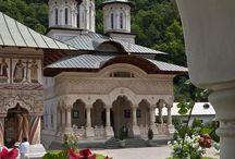 Mânăstiri