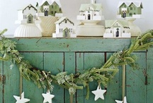 christmas | decor / Christmas decorations to make or be inspired by.