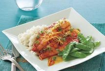 Healthy Dinner Ideas / Easy to make, low-calorie recipes to try.