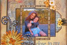 Scrapbook pages / by Shirley Lee-Johnson
