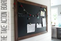 Together with Chalkboards / by Angela@ TogetherwithFamily.com