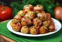 Recipes: Meatballs / by Cynthia Soll