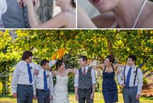 Wine Country Wedding / by Sasha Yevelev