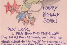 Anything even remotely Sonic related / If it has anything, and I mean ANYTHING to do with Sonic, pin it here.