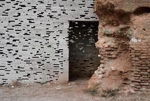 contemporarary brick works