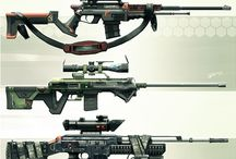 Sniper Rifle Systems