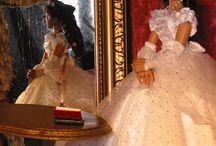Marionetten / Puppen, in diesem Falle Marionetten