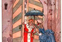 Annie Blancquaert / De Prins en de erwt