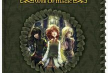 Avalon: Web of Magic Books / Welcome to a world where magic is real and friendship is everything!