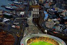 Wellington, NZ / Capital of City of New Zealand