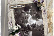 Papir til inspirasjon Bryllup