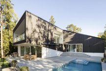 modernit talot