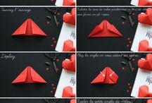 paper fold art