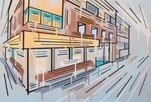 KINSHIP / Inspiration for collaboration for Toronto Artist Andre Kan