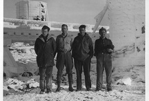 Snow, Ice and Frost / Pictures of snow, ice, and frost, and their effects.   © Archives of the American Meteorological Society, Blue Hill Observatory Photograph Collection.