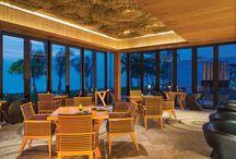 Namu at The W Retreat Resort / Contemporary and Innovative Japanese Cuisine  - For more information please visit: http://www.samuirestaurantguide.com/namu-japanese-restaurant/  - Or call 077 915 999