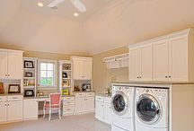 Home ~ Laundry/Craft room