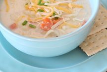 Recipe Treasures Soups