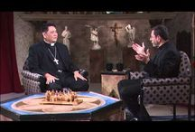 EWTN Live / Every Wednesday night, Fr. Mitch Pacwa,  interviews various guests seeking to teach and prepare us for evangelism. Learn more about your faith and reawaken your desire to bring others to the Church. / by EWTN Global Catholic Network