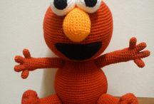 Hekling / Elmo