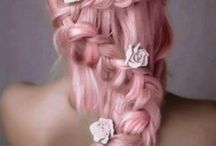 na!ls & hAir / Creative nail & hair pics for those who like change