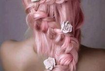 na!ls & hAir / Creative nail & hair pics for those who like change